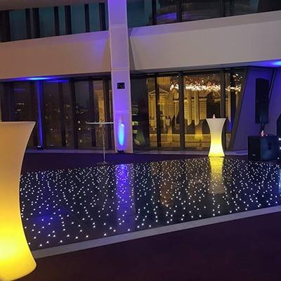 verhuur verlichte disco dansvloer