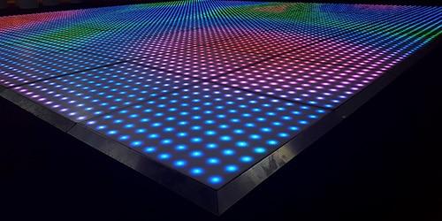 verlichte disco dansvloer limburg roermond