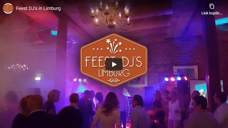 filmpje feest dj limburg roermond venlo maastricht sittard disco feest